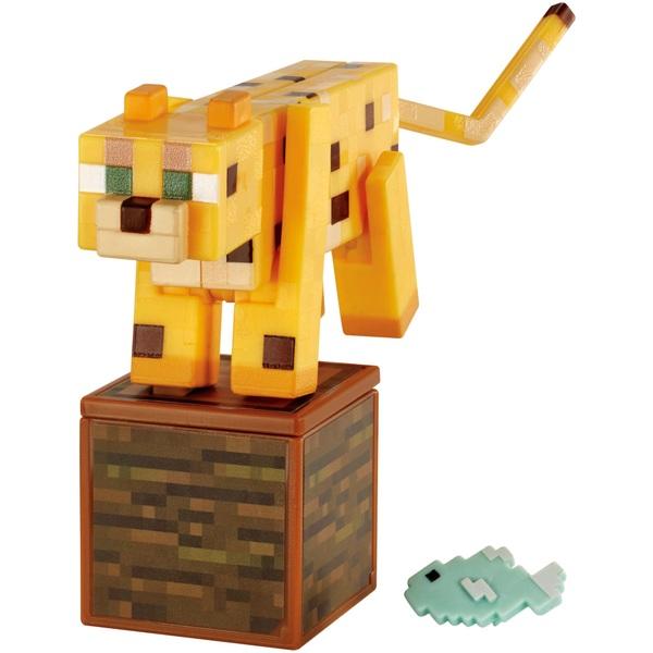 Minecraft Ocelot Figure