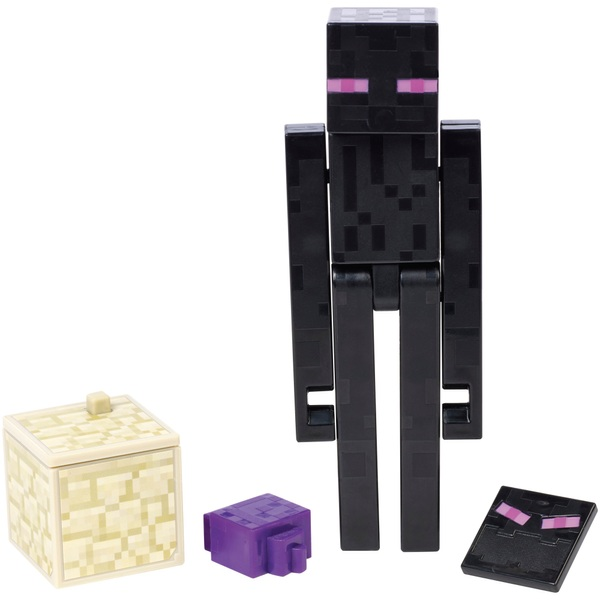 Minecraft Enderman 8cm Action Figure