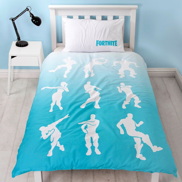 Fortnite Single Panel Duvet Cover