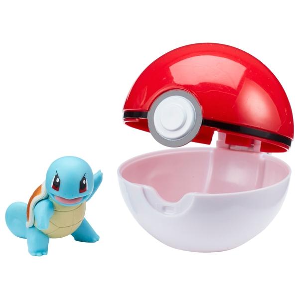 Pokémon Clip 'N' Go Pokéball Squirtle