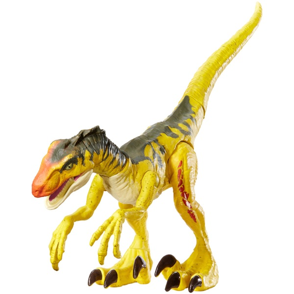 Jurassic World Savage Strike - Velociraptor - Jurassic World UK