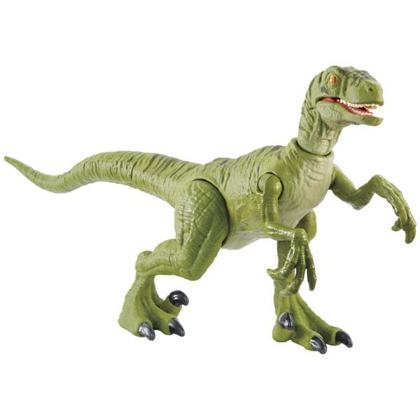 Velociraptor Jurassic World Savage Strike Dinosaur Action Figure