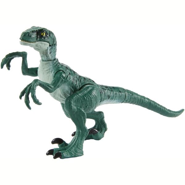 Jurassic World Savage Strike Velociraptor Delta