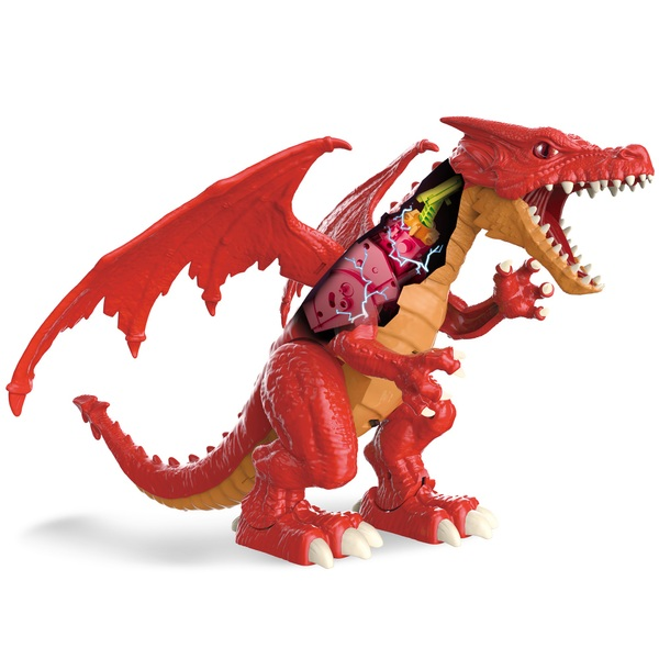Robo Alive Dragon Red