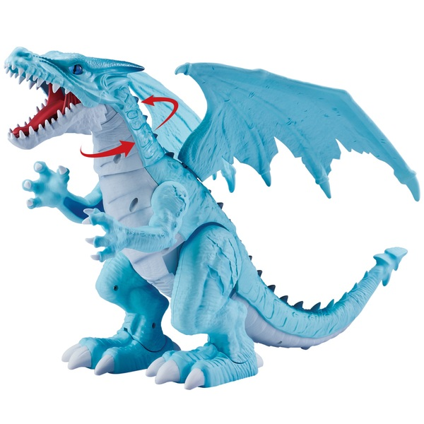 Robo Alive Dragon Blue