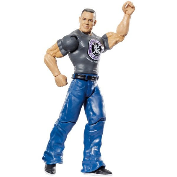 WWE WrestleMania 35 John Cena Action Figure