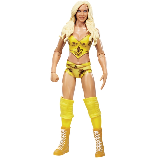 WWE WrestleMania 35 Charlotte Flair Action Figure