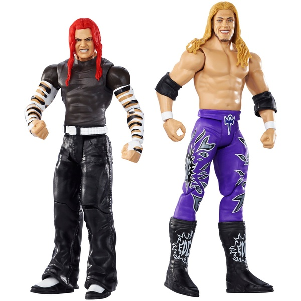 WWE Wrestlemania 35 Twin Pack Jeff and Edge