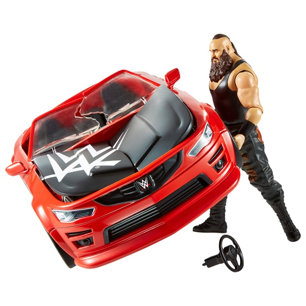 WWE Wrekkin' Slam Mobile Vehicle Playset