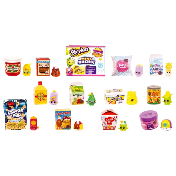 Shopkins Mini Packs Mega Pack