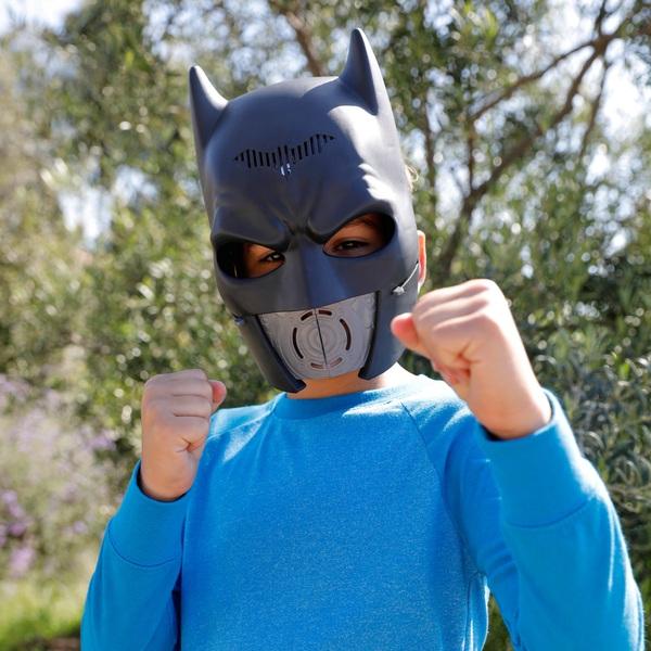 Batman Missions Batman Voice Changing Helmet