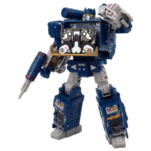 Soundwave: Transformers: War for Cyberton : Siege Voyager ...
