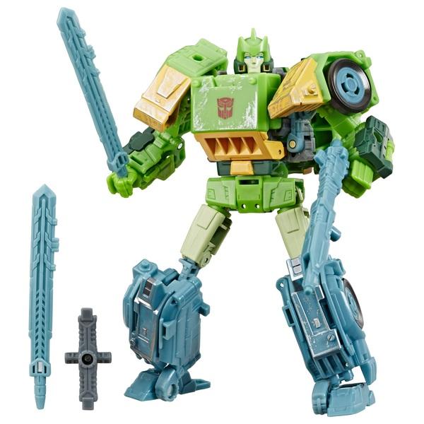 Transformers War For Cybertron Siege Voyager Autobot Springer Action Figure