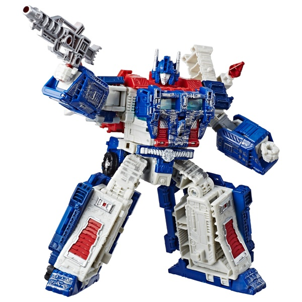 Ultra Magnus - Transformers Generation War for Cybertron Leader