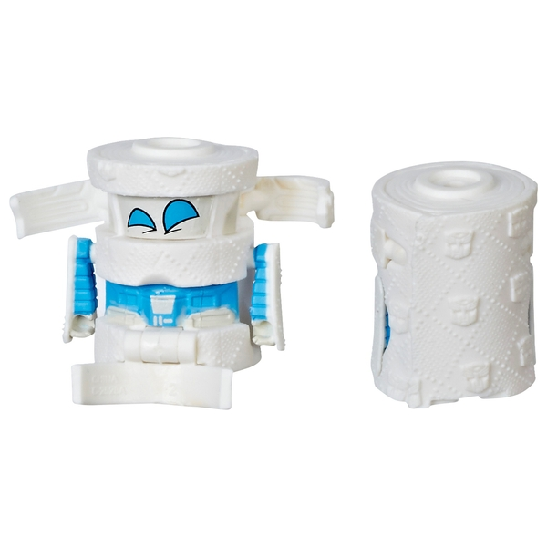 Transformers BotBots Series 1 Toilet Troop 5-Pack - Assortment