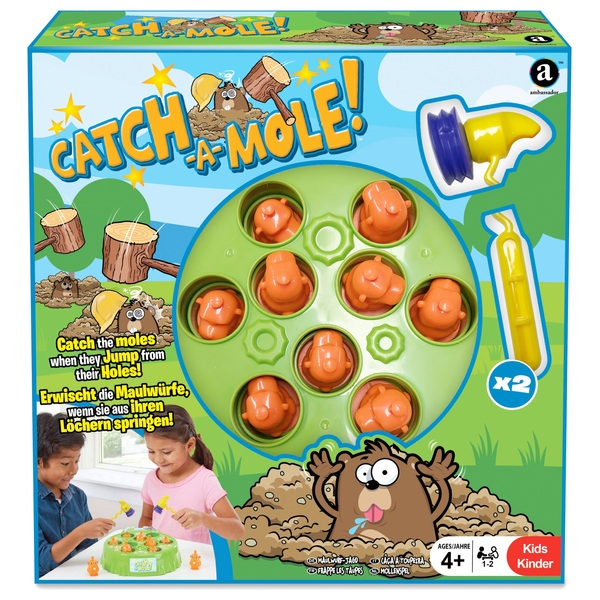 Catch-A-Mole Game