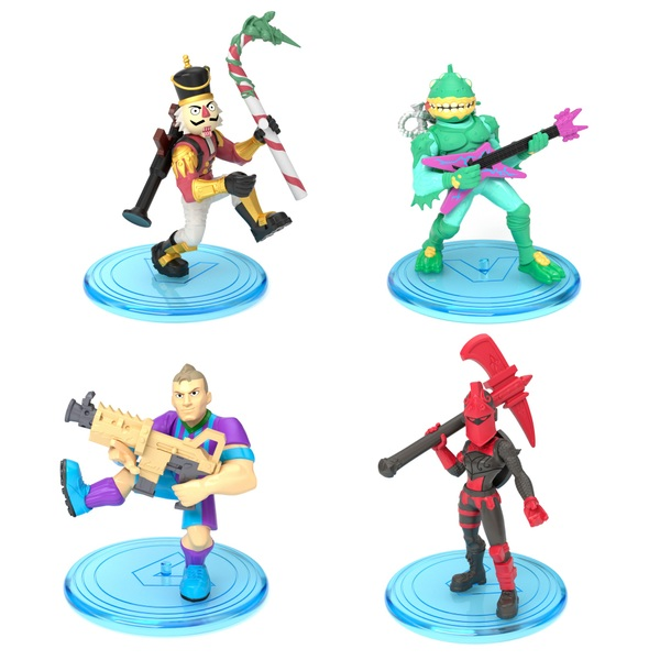 Fortnite Battle Royale Collection Solo Mini Figure Pack