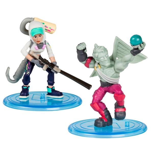 Love Ranger and Teknique Duo Figure Pack Fortnite Battle Royale Collection