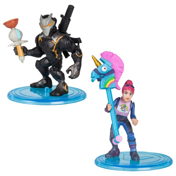 Omega and Brite Bomber Duo Figure Pack Fortnite Battle Royale Collection