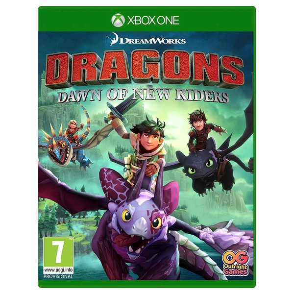 Dragons: Dawn Of New Riders Xbox One