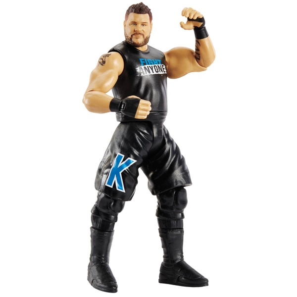 WWE Series 96 Mattel Toy Wrestling Action Figure Kevin Owens