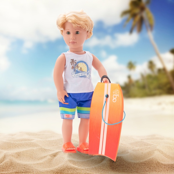 Our Generation Gabe Surfer Doll