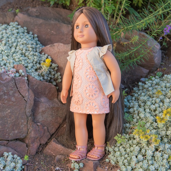 Our Generation Flora Hair Play Doll