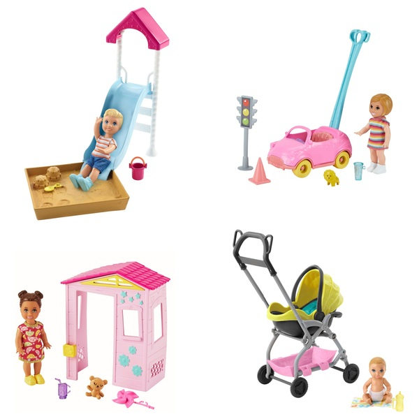 Barbie Skipper Babysitters  Accessories Assortment