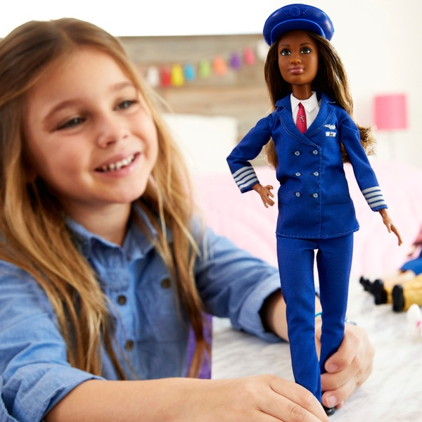 Barbie: I Can Be a Pilot (60th Career Doll)