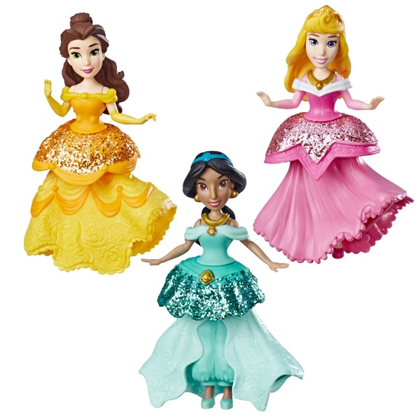 Disney Princess Royal Clip Small Doll Assortment