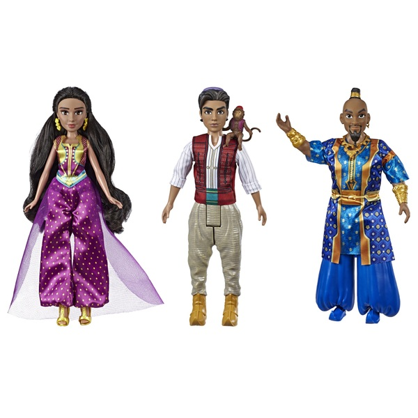 Disney Aladdin Live-Action Film Fashion Doll Assortment