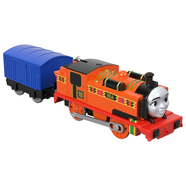 Thomas and Friends TrackMaster Motorized Nia