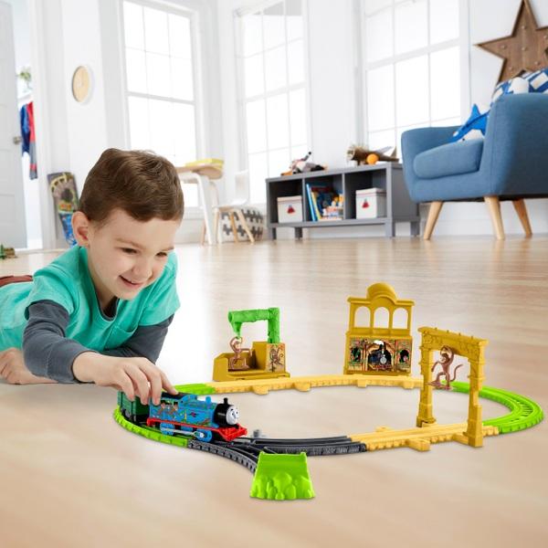 Thomas and Friends TrackMaster Monkey Palace Set