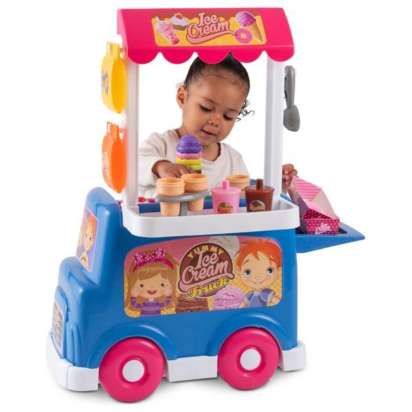 Big Steps Play Ice Cream Truck