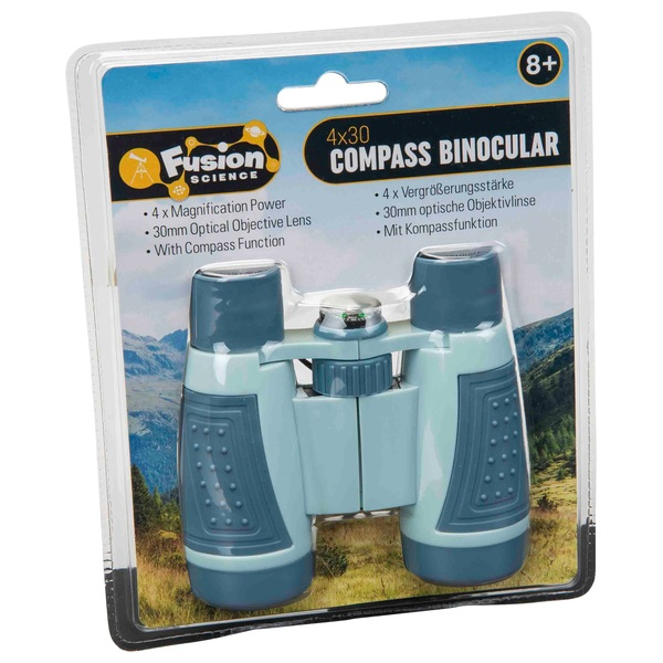 Fusion Science 4 x 30 Compass Binocular