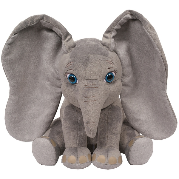 Disney Dumbo Flopping Ear Feature Plush