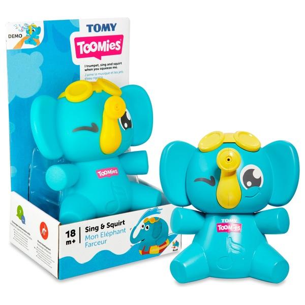 TOMY Toomies Sing and Squirt Rudi