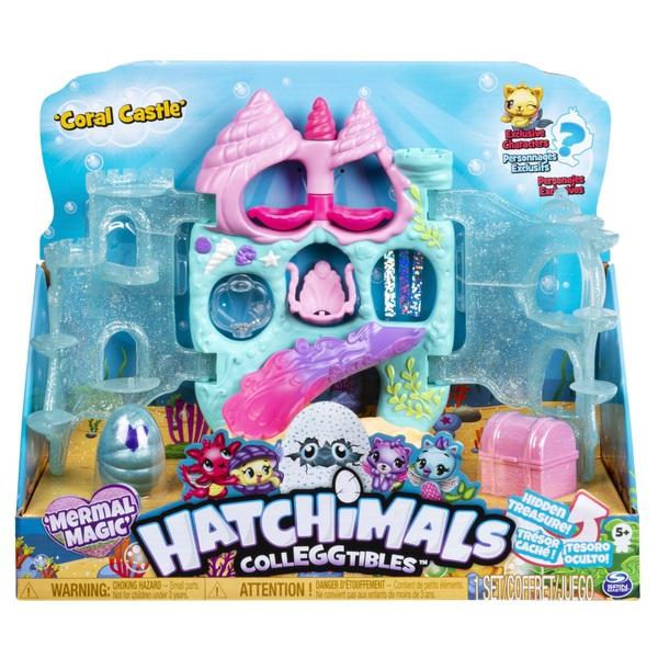 Hatchimals Colleggtibles Coral Castle Set