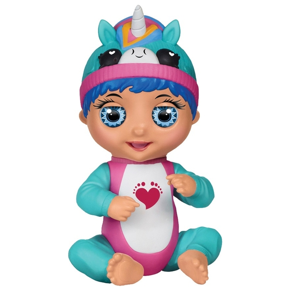 Teenie Tiny Toes - Laughing Luna Doll