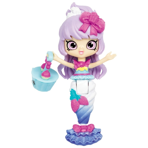 Shopkins Happy Places Mermaid Tails and Sea Horses