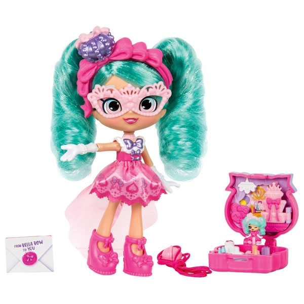 Shopkins Lil' Secrets Shoppies Bella Bow Doll