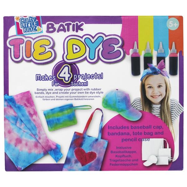 Tie Dye Colour Burst
