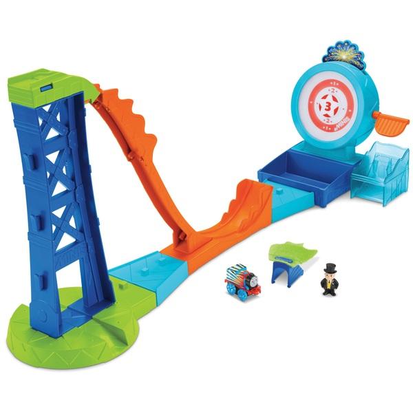 Thomas & Friends Minis Target Blast Stunt Set