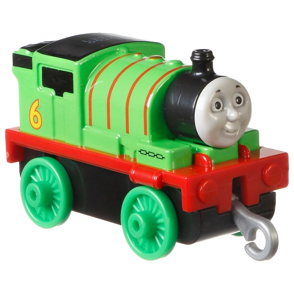 Thomas & Friends TrackMaster Push Along Percy Toy Train