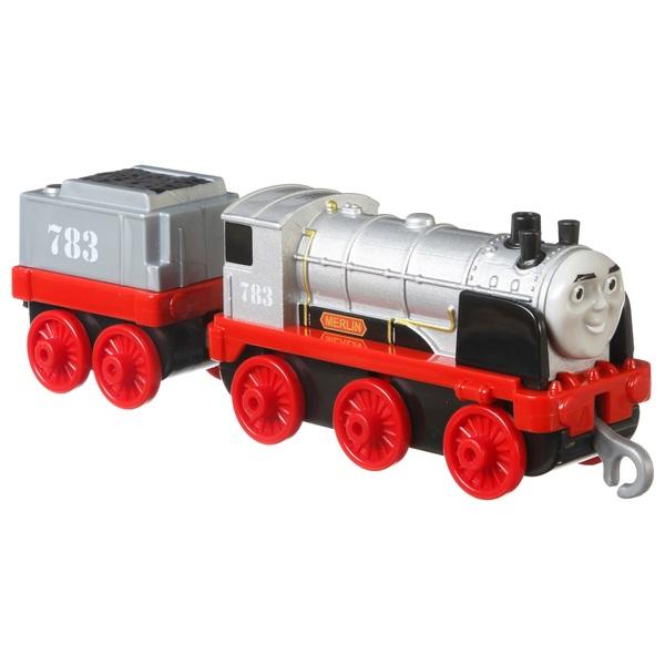 Thomas & Friends TrackMaster Merlin Push Along Train