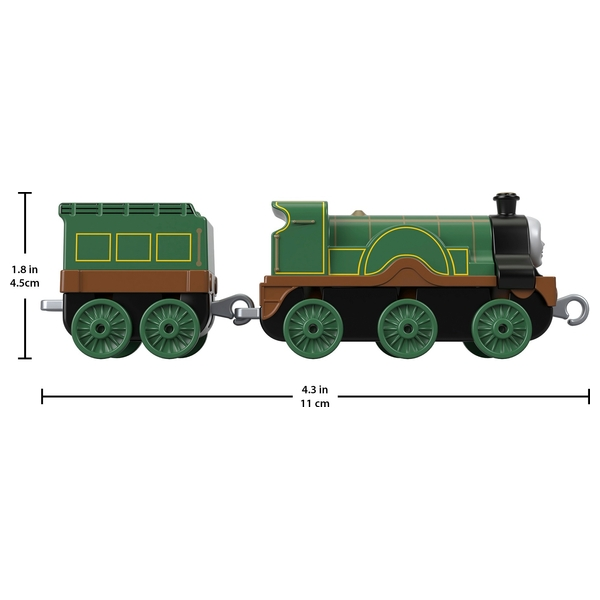 Thomas and Friends TrackMaster Push Along Emily - Thomas and Friends Track  Master Engines UK