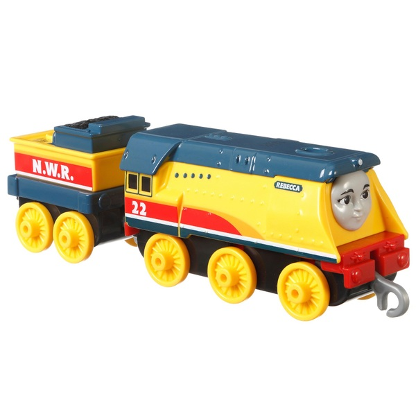 Thomas & Friends TracKMaster Rebecca Push Along Train
