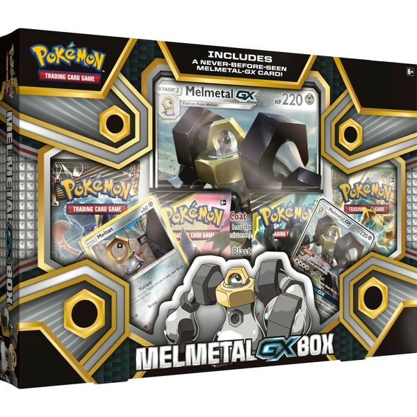 Pokémon Trading Card Game: Melmetal-GX Box
