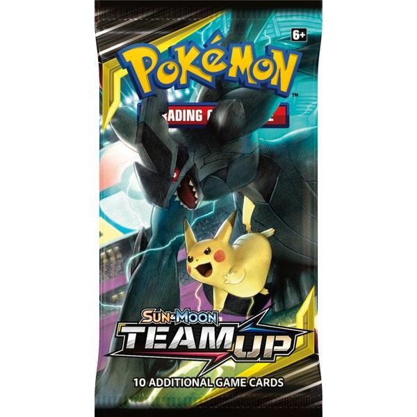 Pokémon Trading Card Game: Sun & Moon- Team Up Booster Assortment