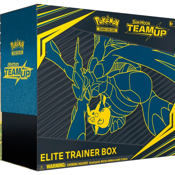 Pokémon Trading Card Game: Sun & Moon- Team Up Elite Trainer Box